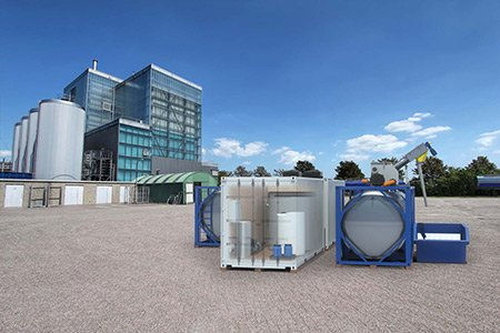 Wastewater Treatment Plant for Leasing