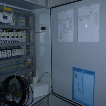 technical cabinet abattoir