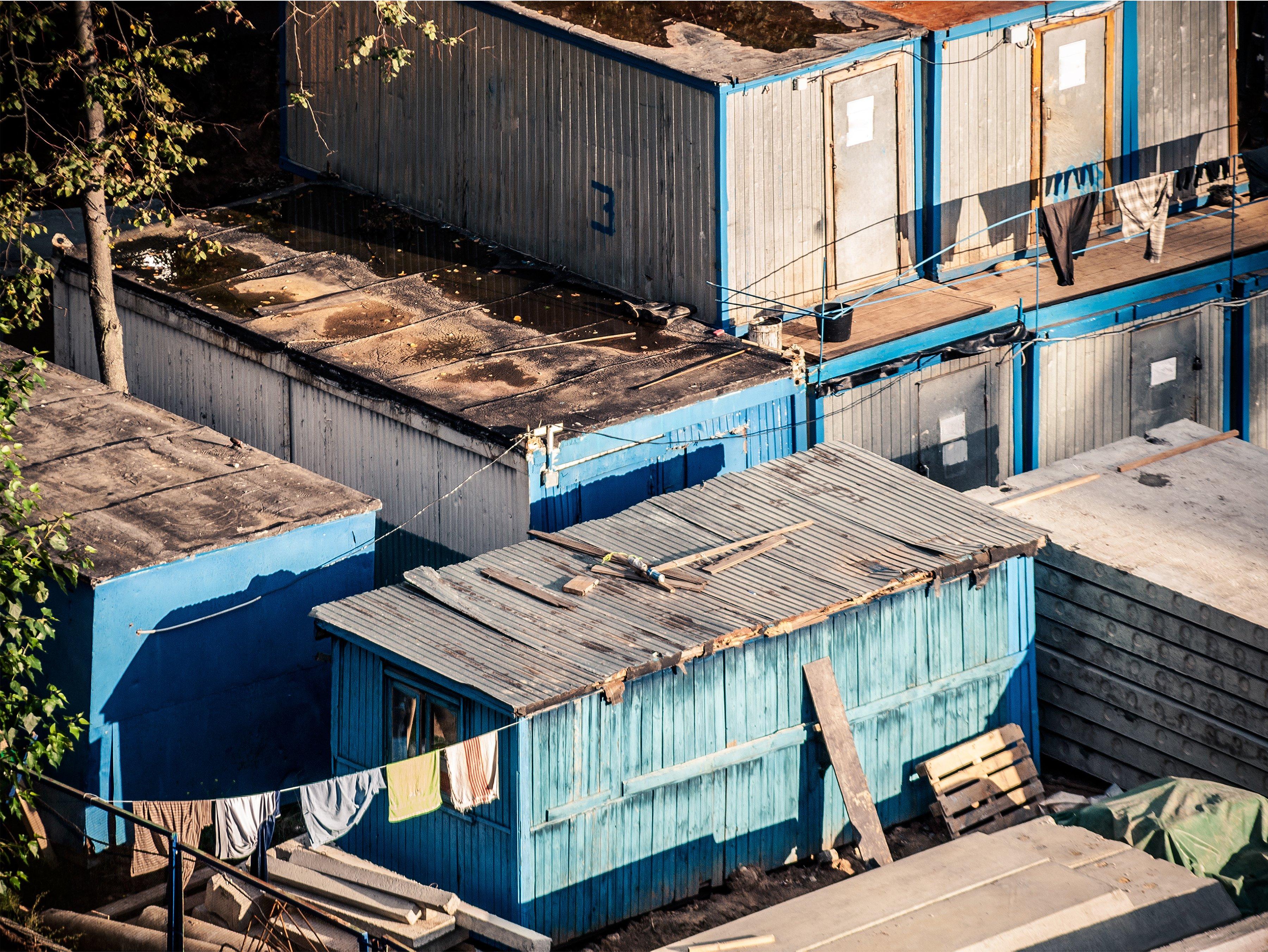 worker camp
