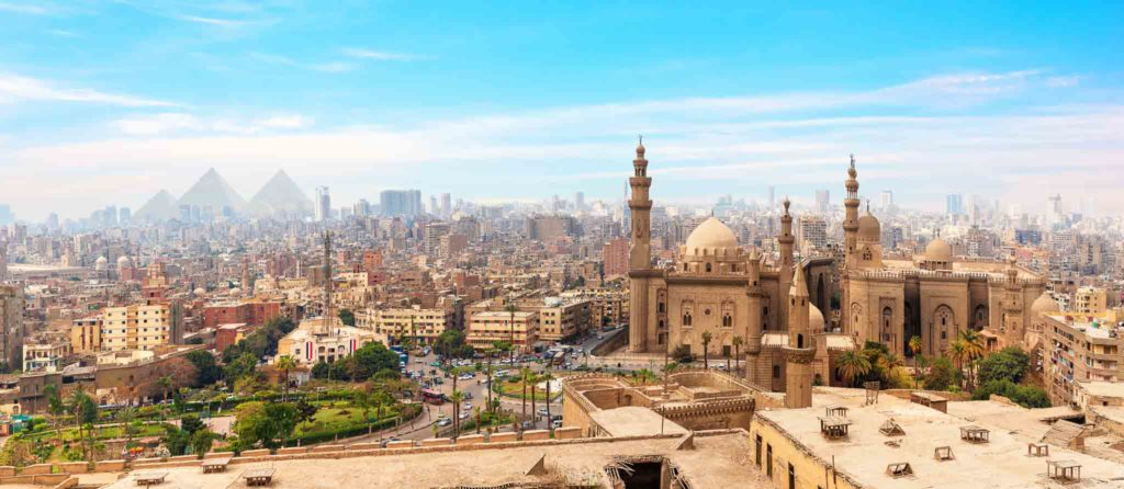 ClearFox wastewater treatment in Egypt