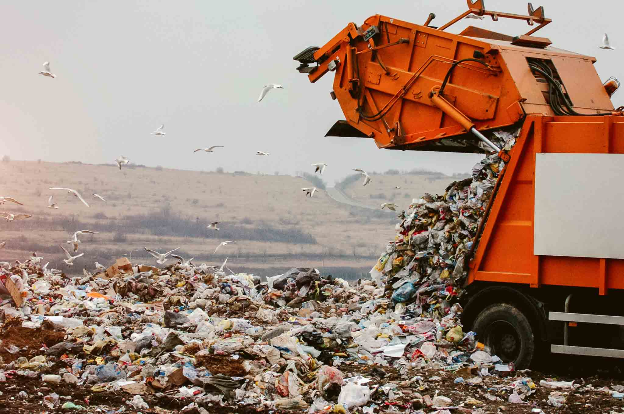 Wastewater treament for Landfill