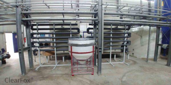 Abwasserreinigungssystem