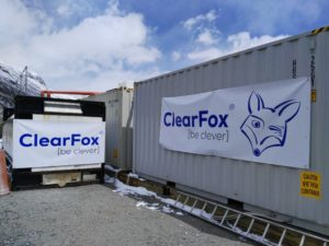 leasing Clearfox Festbettsystem Container