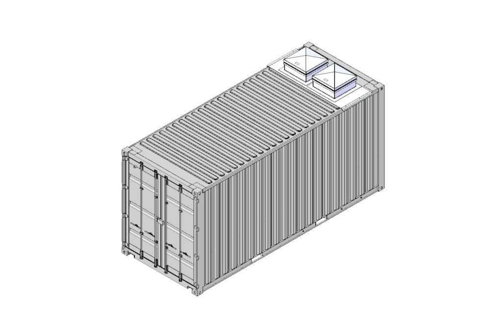 containerized system