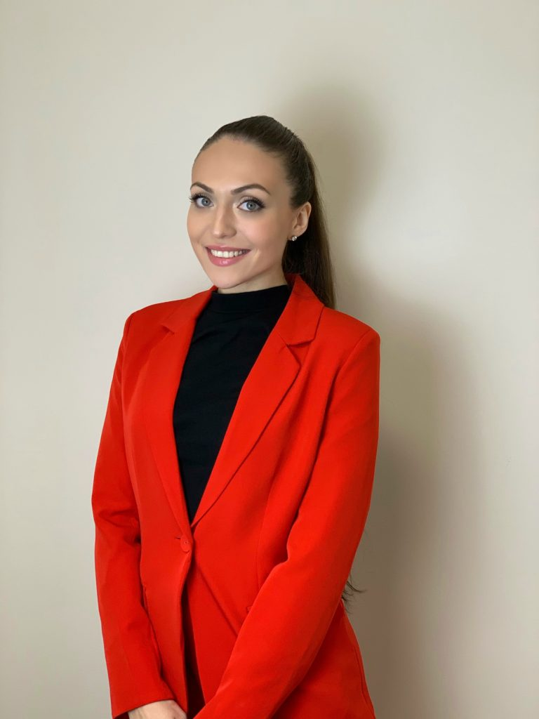 Yevheniya Hordyshevska