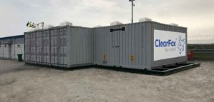 ClearFox treatment plant for Samsung