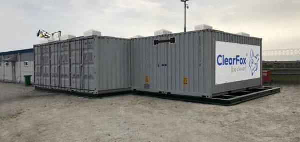 ClearFox® treatment plant for Samsung