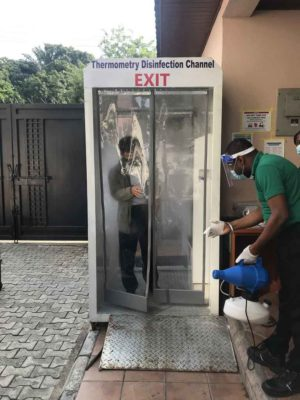ClearFox blog about Nigeria