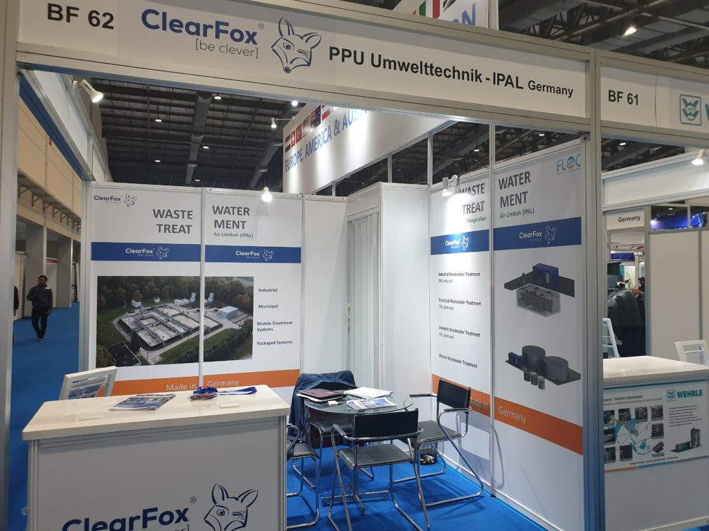 ClearFox at INDOWATER