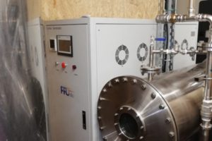 Öl- und Gasindustrie Abwasserreinigungssystem