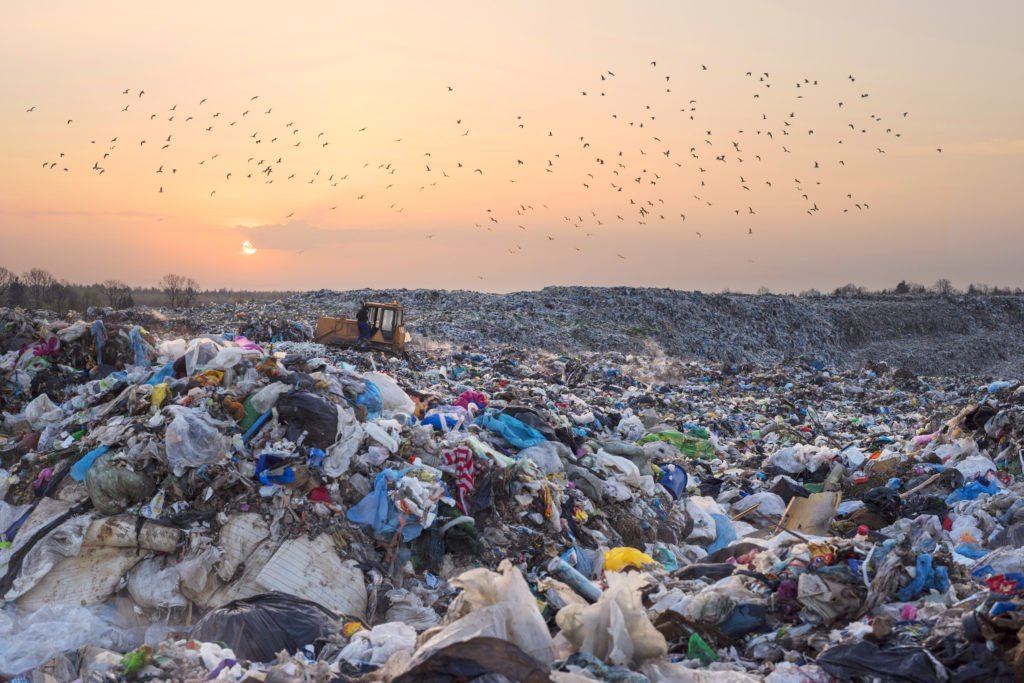 Landfill wastewater
