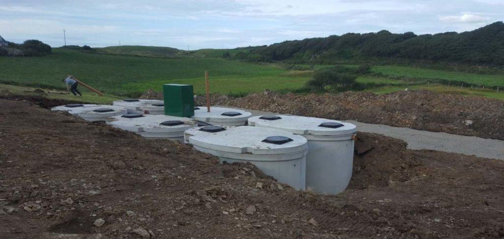 wastewater treatment Ireland