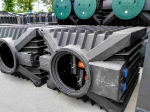 ClearFox Nature non electric domestic sewage treatment plant