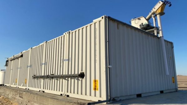 ClearFox container wwt