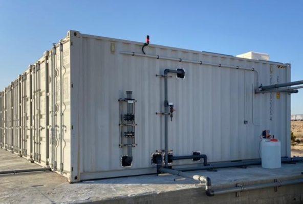 ClearFox wastewater treatment