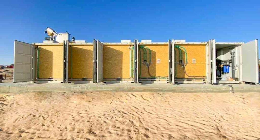 Libya wastewater treatment
