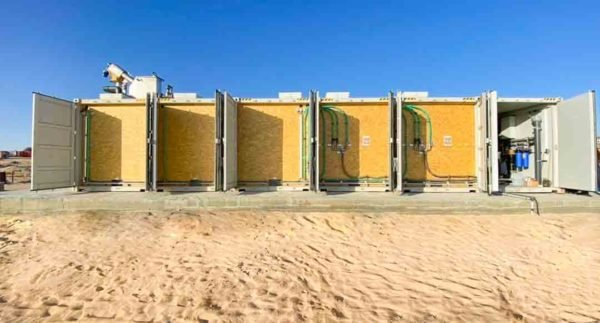 Libya wastewater treatment