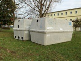 Wastewater treatment plants for restaurants