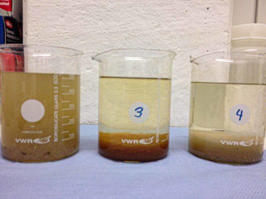 pharma industry wastewater jar test