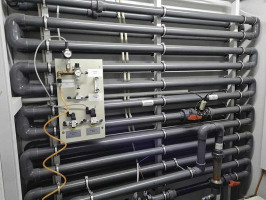 wastewater treatment solution for the food industry