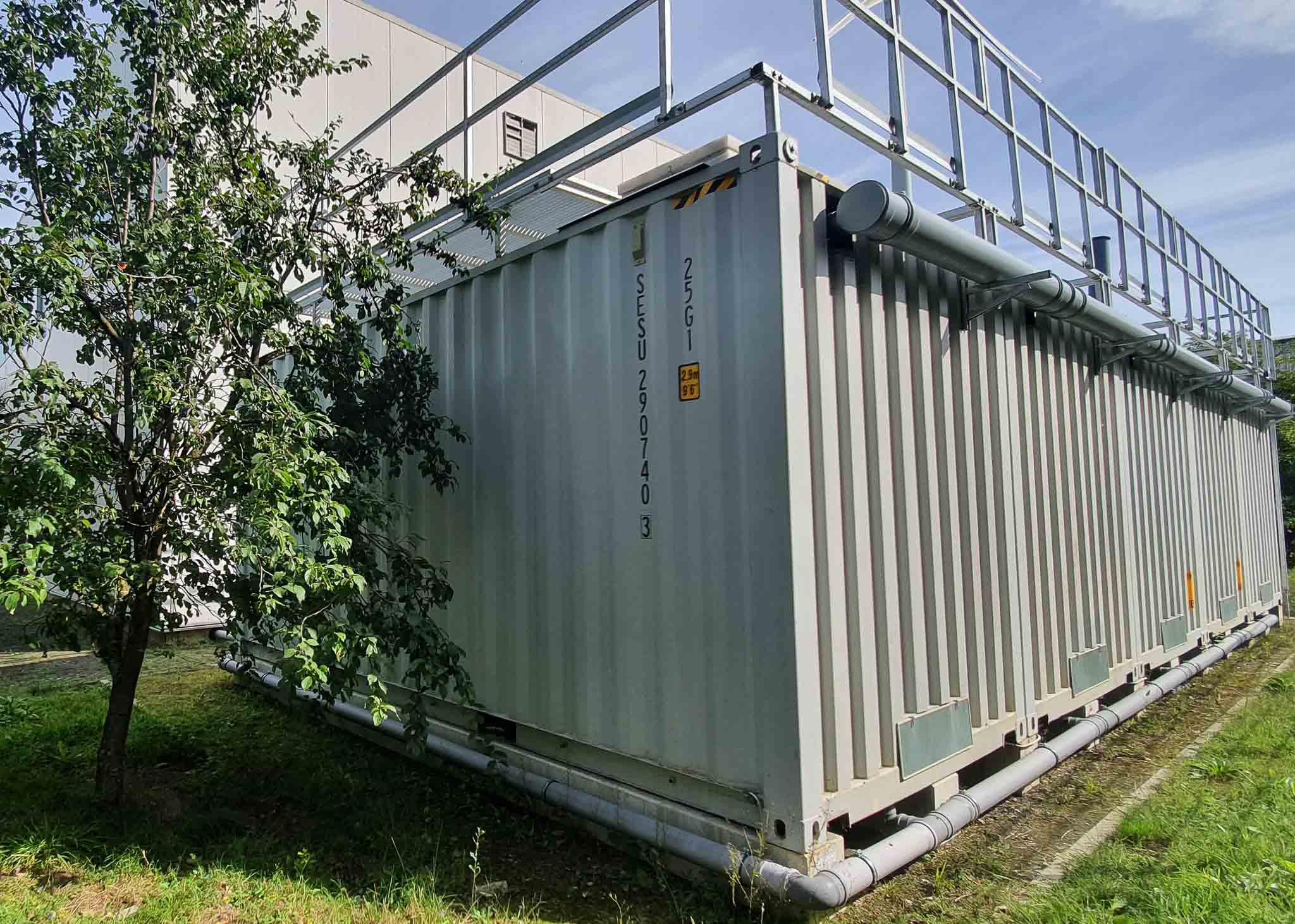 containerized wwt
