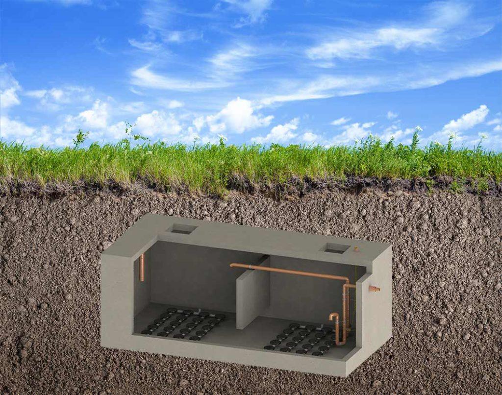SBR wastewater system