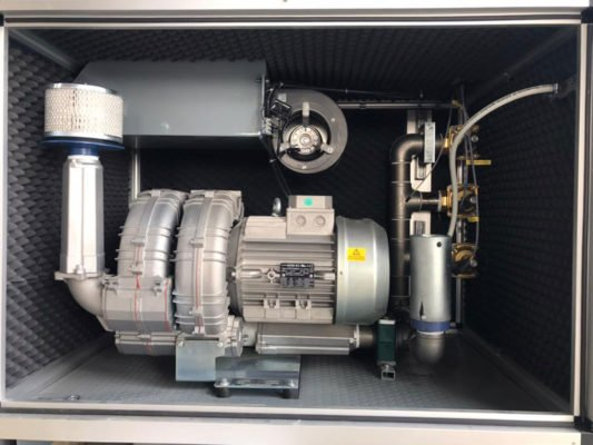 wastewater treatment for residential and commercial building