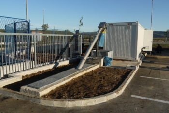 ClearFox® wastewater treatment plant for fish industry