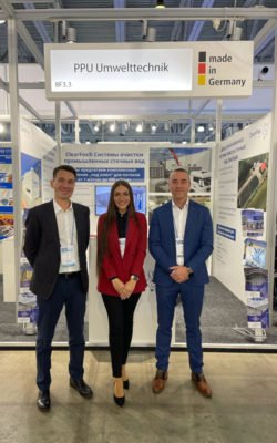 ClearFox® wastewater treatment solutions in Russia